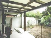 APPARTAMENTO A SENIGALLIA: Zona Saline, al piano terreno mq. 55 con ingresso indipendente + garage mq. 30 e ampia corte esclusiva con pergolato.