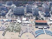 APPARTAMENTO A SENIGALLIA : Palazzo Pieralisi, mq 50 con soggiorno/angolo cottura , camera, cameretta, bagno con doccia, terrazzo mq 15 vista mare e garage - EURO 235.000,00 !!!