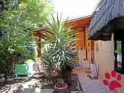 CASA A SENIGALLIA: Zona Parco della Pace, singola di mq. 95 con giardino di mq. 140 verandato, posizione tranquilla - EURO 280.000,00