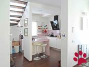 CASA A SENIGALLIA: Località Vallone, singola di mq. 155 su due livelli (soggiorno, cucina, tre camere, studio/lavanderia, due bagni) + taverna e giardino mq 300 - EURO 450.000,00
