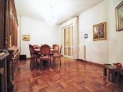 APPARTAMENTO A MARZOCCA: zona centrale, primo piano di mq. 103 (soggiorno, cucina, due camere, ripostiglio, due bagni) + due balconi, cantina e garage. - EURO 140.000,00