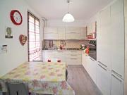 APPARTAMENTO A OSTRA: piano terra di mq. 65 (soggiorno/cucina, due camere, bagno) + ampio garage mq. 42 e corte esclusiva mq. 70. Costruzione 2012. - EURO 145.000,00