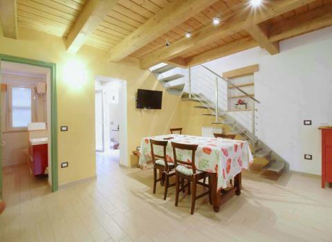 vendita det a senigallia - codice: [sv03532] - immobiliare gabetti ... - Soggiorno Cucina 40 Mq